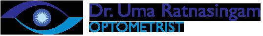 Dr. Uma Ratnasingam Optometrist Logo