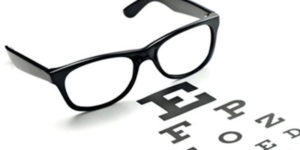 Glasses and eye tests