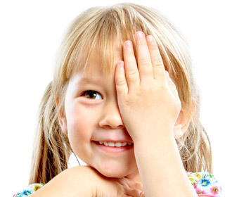 childrens optometry, childrens eye exam