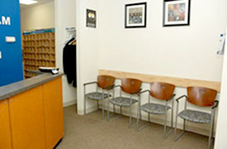 optometrists office